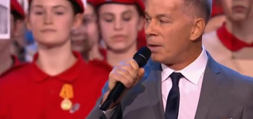 Олег Газманов - Бессмертный полк 3 Текст Песни | song-lyric.ru