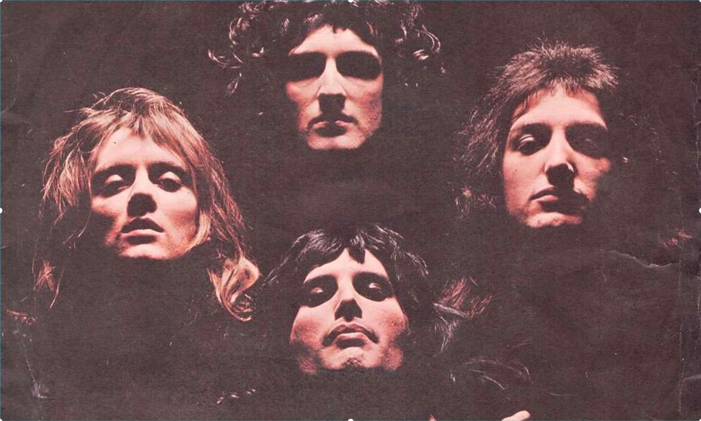 Queen - Bohemian Rhapsody текст песни