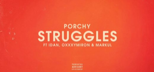 Porchy - STRUGGLES